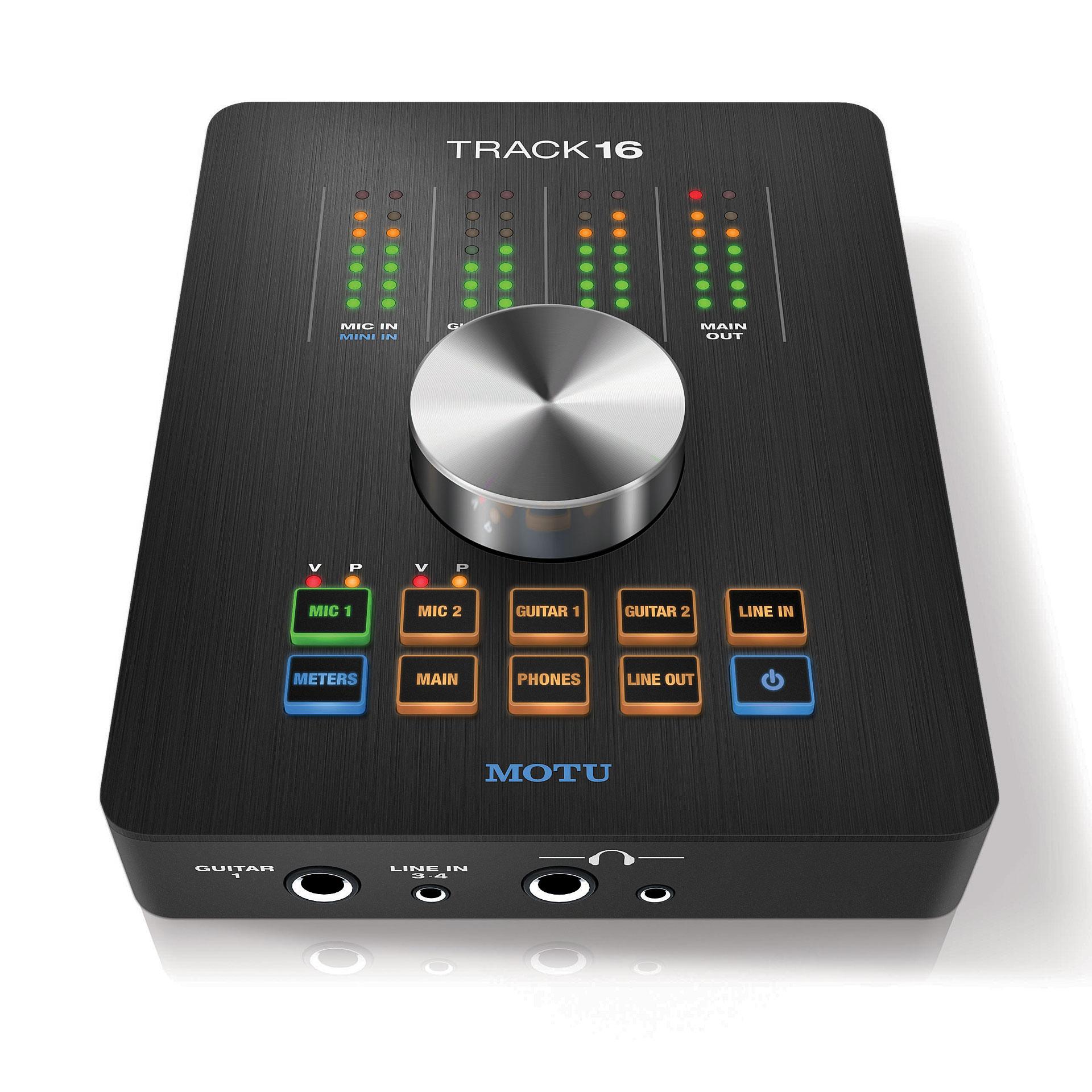 Motu Track16 171 Audio Interface