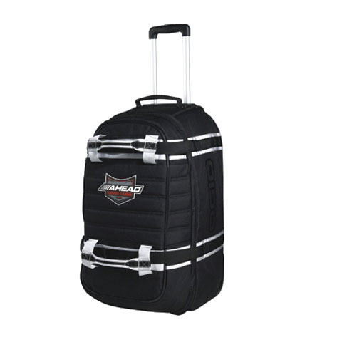 Funda para hardware AHead Armor Small Hardware Bag with Wheels
