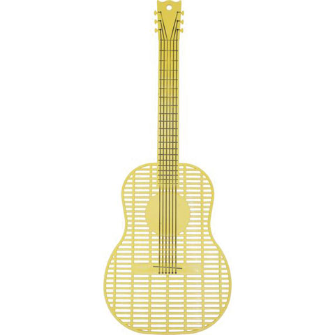Elkin Music Guitar Flyswatter