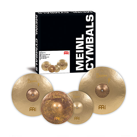 Sets de platos Meinl Byzance Vintage The Sand Cymbal Set by  Benny Greb