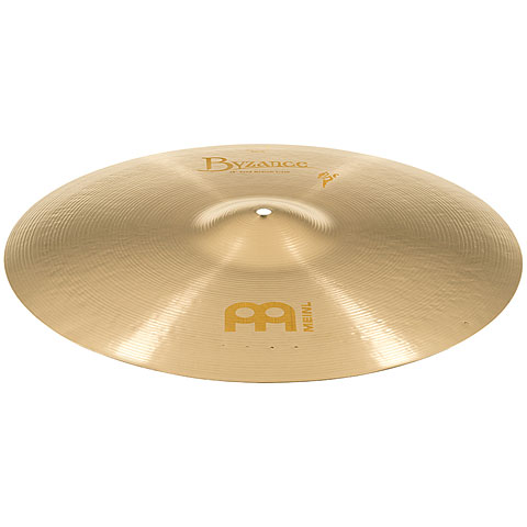 "Crash Bekken Meinl Byzance Vintage 18"" Benny Greb Sand Medium Crash"