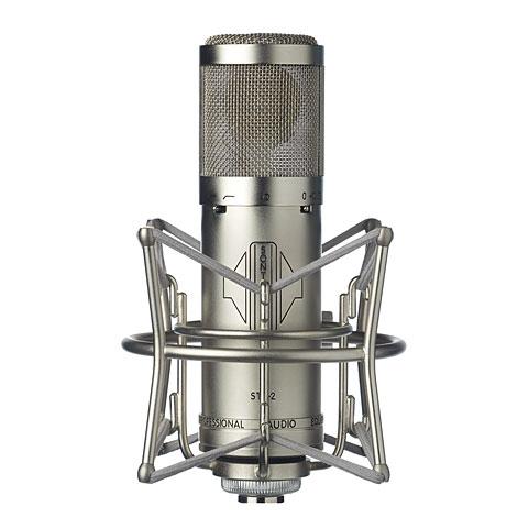 Micrófono Sontronics STC-2 silver