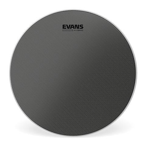 """Snare-Drum-Fell Evans Hybrid Coated B14MHG 14"""" Snare Head"""