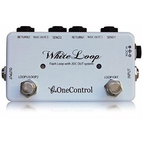 Little Helper One Control White Loop