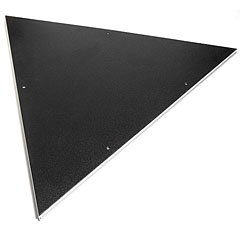 Intellistage Equilateral Triangle Platform Tuffcoat « Stage Element