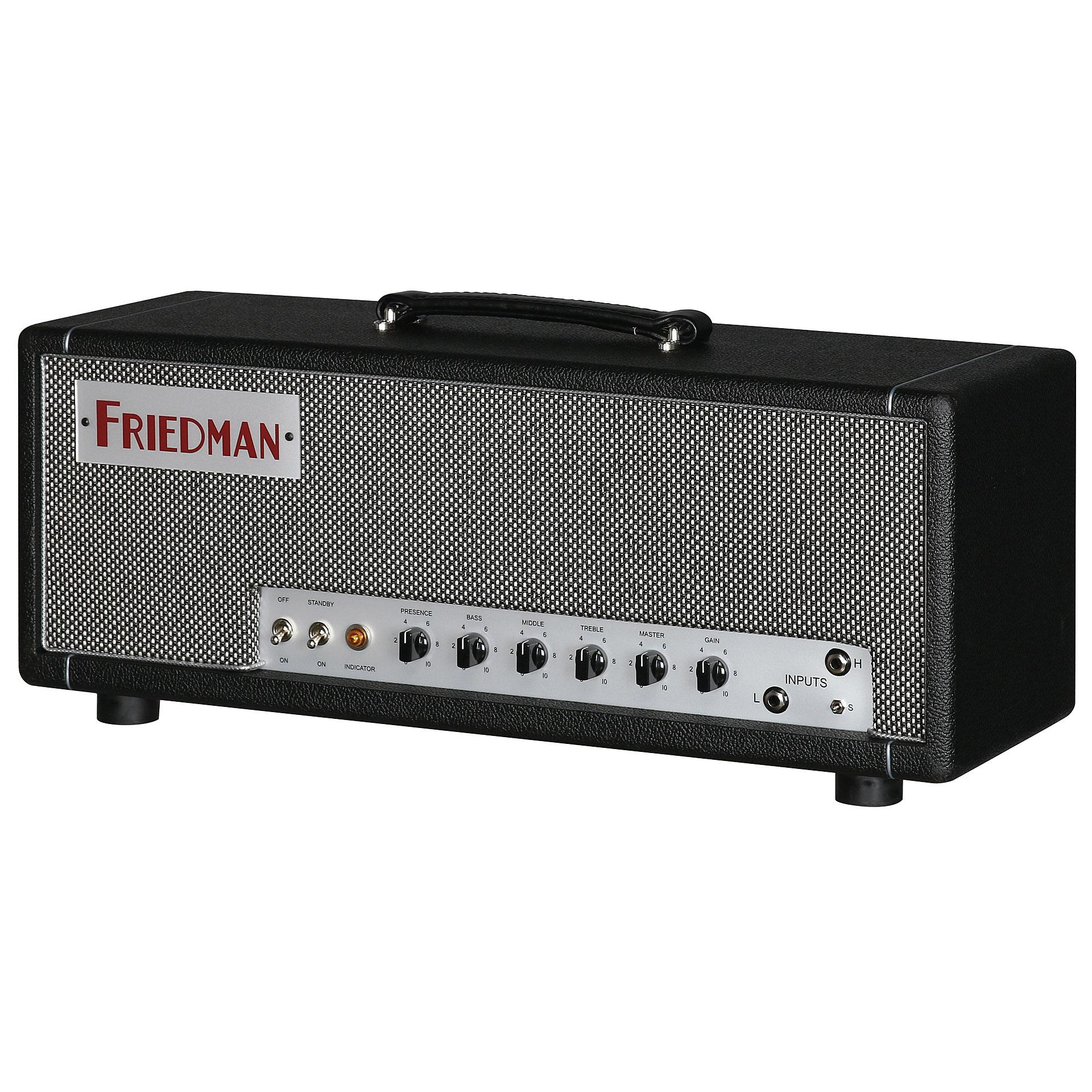 Friedman Dirty Shirley Ds 40 Guitar Amp Head Electronics Dstevensdesign
