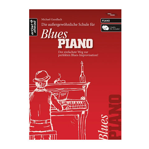 Artist Ahead Blues Piano