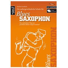 Artist Ahead Blues Saxophon « Instructional Book