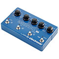 Pedal guitarra eléctrica TC Electronic Flashback X4 Delay & Looper