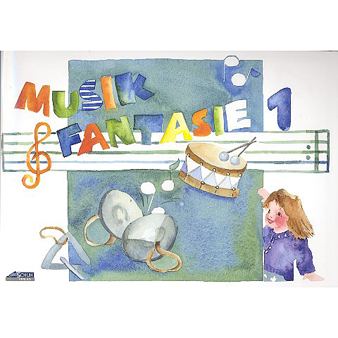 Educación musical Schuh Musikfantasie Bd.1