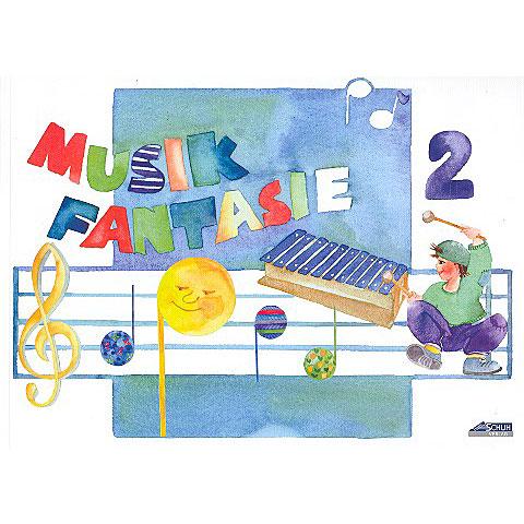 Schuh Musikfantasie Bd.2