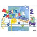 Education musicale enfant Schuh Musikfantasie Bd.2