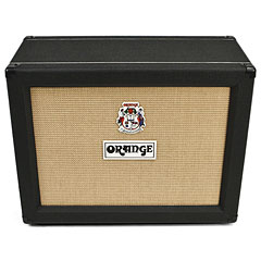 "Orange PPC212 Open Back, 2x12"" BLK « Baffle guitare élec."