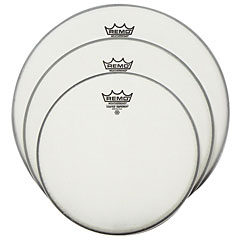 "Remo Emperor Coated 10""/12""/14"" Drum Head Pack"