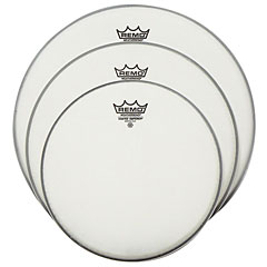 "Remo Emperor Coated 10""/12""/16"" Drum Head Pack"