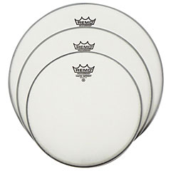 "Remo Emperor Coated 12""/13""/16"" Drum Head Pack"
