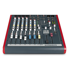 Allen & Heath ZED60-10FX « Mengpaneel