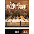 Instructional Book Hage Blues Piano Schule