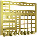 MIDI Controller Native Instruments Maschine Custom Kit Solid Gold
