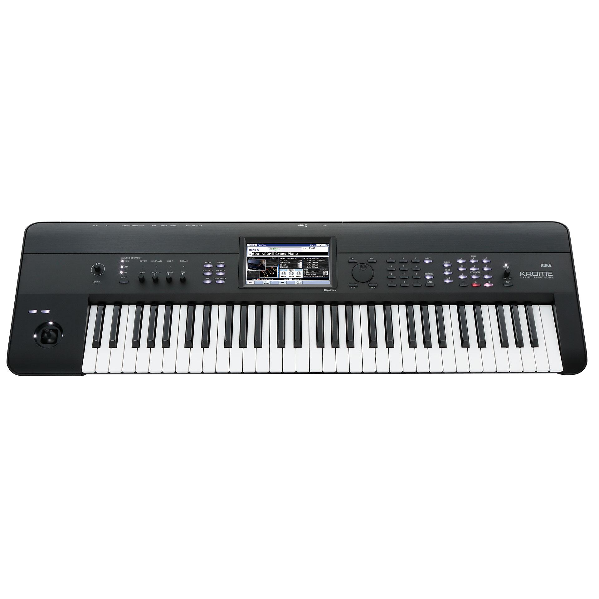 korg krome 61 synthesizer rh musik produktiv com korg krome manual pdf korg krome manual for dummies