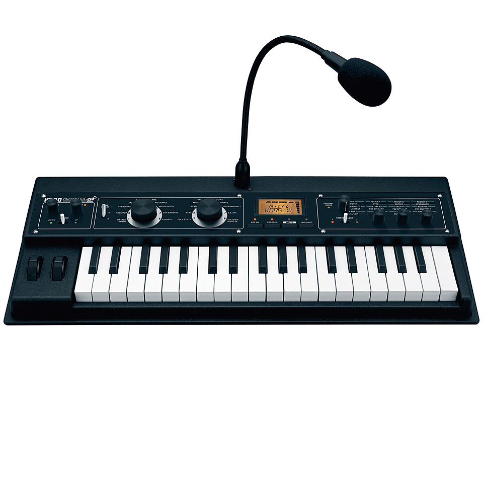Synthesizer - Korg microKorg XL Synthesizer - Onlineshop Musik Produktiv