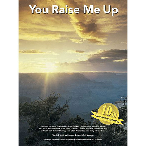 Editions uniques Music Sales You Raise Me Up