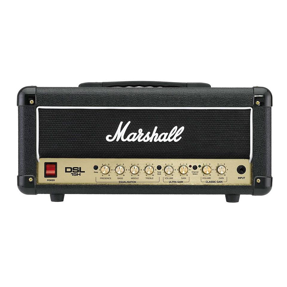 marshall dsl15h guitar amp head. Black Bedroom Furniture Sets. Home Design Ideas
