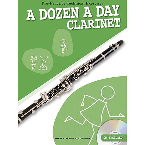 Willis Music A Dozen A Day Book 1