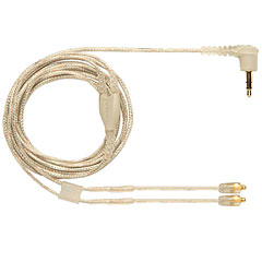 Shure EAC-64CL Cable transparent « Cable In Ear