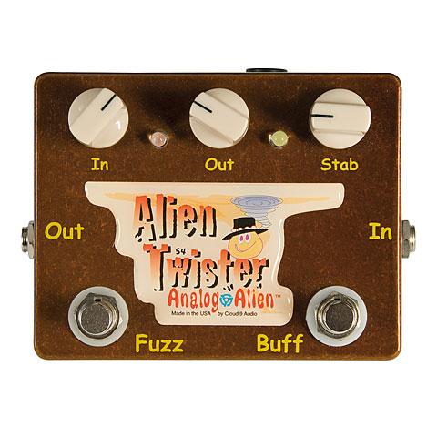Effets pour guitare électrique Analog Alien Alien Twister