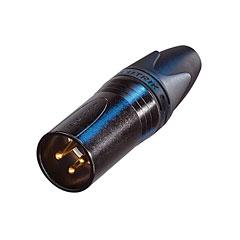 Neutrik NC3MXX-B « XLR-Stecker