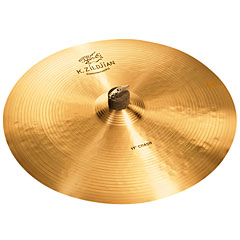 "Zildjian Constantinople 17"" Crash « Crash"
