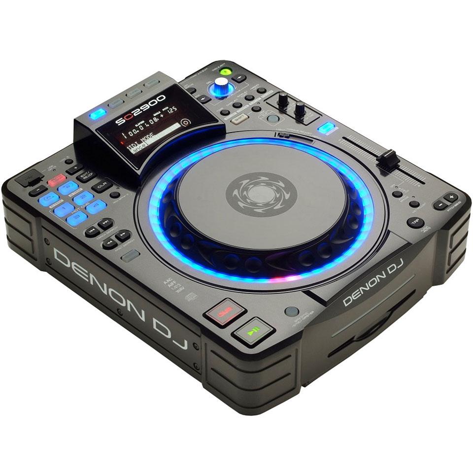 DJ CD Denon DN-SC2900