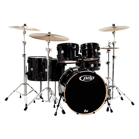 pdp Concept Maple CM6 Pearlescent Black