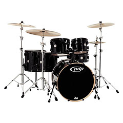 pdp Concept Maple CM6 Pearlescent Black « Schlagzeug