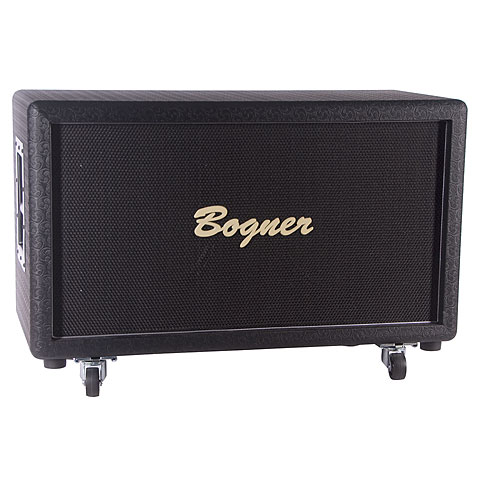 Baffle guitare élec. Bogner 212CB Bottom horizontal