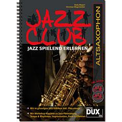 Dux Jazz Club Altsaxophon « Lehrbuch