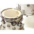 Batería DW Collector´s Finish Ply White Twisted Satin