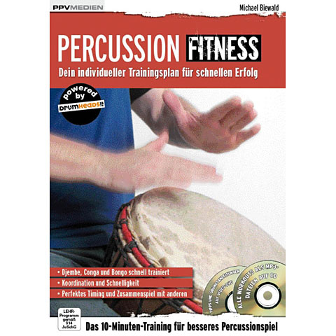 PPVMedien Percussion Fitness
