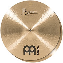 Meinl Byzance Traditional B16MH « Hi-Hat-Becken