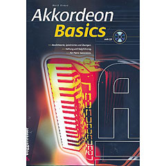 Voggenreiter Akkordeon Basics « Lehrbuch