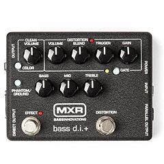MXR M80+ Bass DI+ « Effektgerät E-Bass