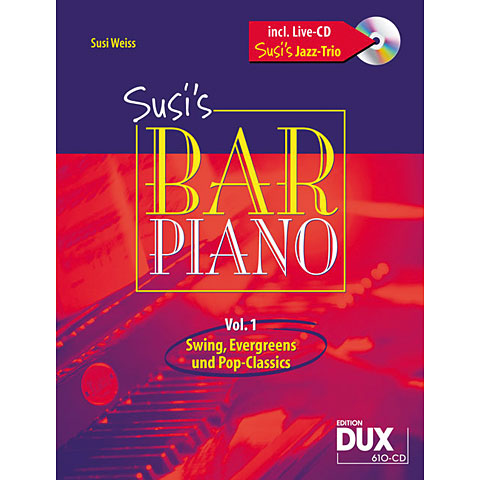 Dux Susi´s Bar Piano Bd.1