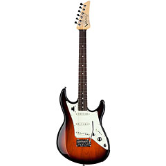 Line 6 Variax JTV-69S 3-Tone Sunburst « Electric Guitar