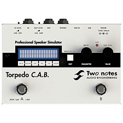 Two Notes Torpedo C.A.B. « Recording Tool