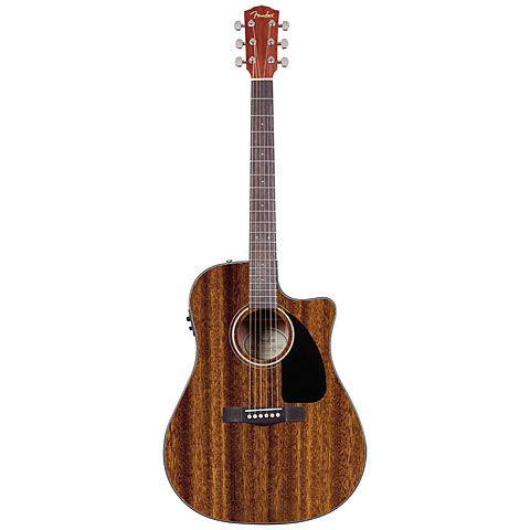 Fender CD-60CE All Mahogany