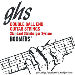 GHS Double Ball End Boomers 010-046 DB-GBL « Cuerdas guitarra eléctr.