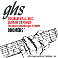 Set di corde per chitarra elettrica GHS Double Ball End Boomers 010-046 DB-GBL