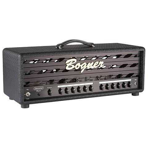 Tête ampli guitare Bogner Überschall Metal Grill