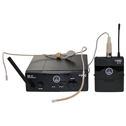 Microfoonset AKG WMS 40 Mini-Sport-Set-ISM2
